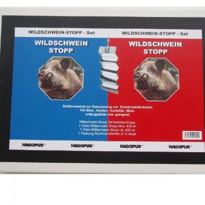 Wildschwein-Stopp Set, 2x400 ml
