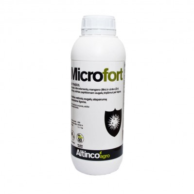 Microfort, 1 l