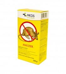 Mauzer, 200 g, pelių ir žiurkių naikinimui