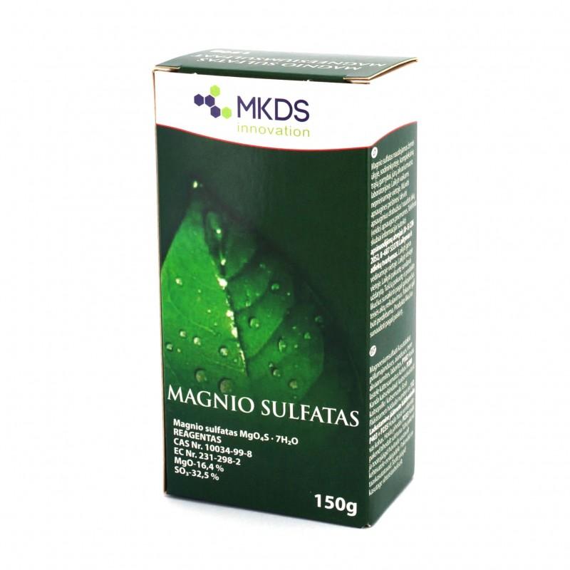 Magnio sulfatas norma