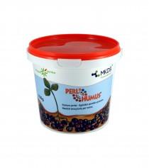 Perlhumus – ilgalaikio poveikio granulės, 700 g, huminės rūgštys