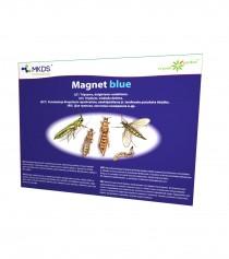 MAGNET blue (20x25 cm) –  tripsų, daiginių uodelių gaudyklė