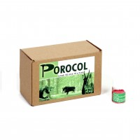 WAM-POROCOL - repelento papildymas garintuvams, 10 vnt/5 ml