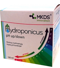 Hydroponicus pH up/down, 100 ml