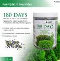 180 DAYS ilgo poveikio trąšos spygliuočiams ir visžaliams, 1 kg