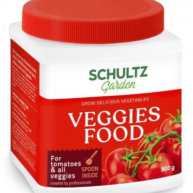 SCHULTZ trąšos pomidorams ir daržovėms, 900 g.