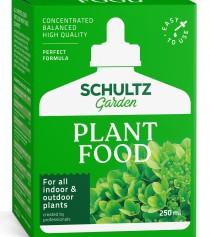 SCHULTZ plant food universalios skystos trąšos, 250 g.