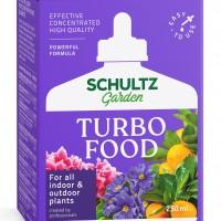 SCHULTZ turbo food skystos trąšos, 250 g.