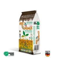 Perlhumus – ilgalaikio poveikio granulės, 20 kg, huminės rūgštys