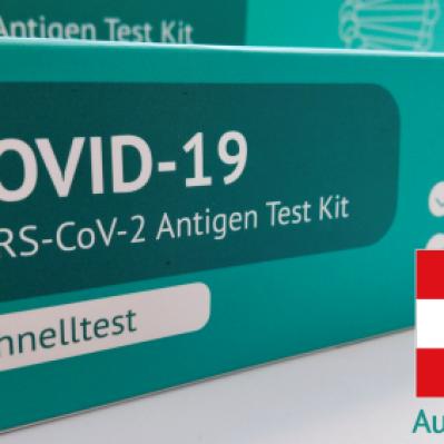 SARS-CoV-2 antigenų greitojo testo rinkinys, 1 vnt