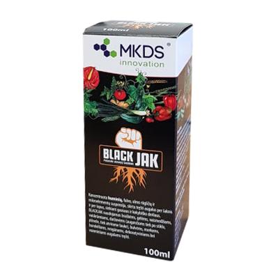 BLACKJAK huminės rūgštys įsišaknijimui, 100 ml