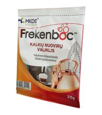 Kalkių nuovirų valiklis FREKENBOC, 25 g