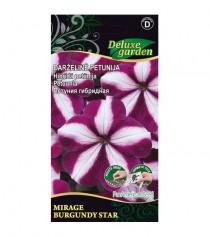 Darželinė petunija Mirage Burgundy Star