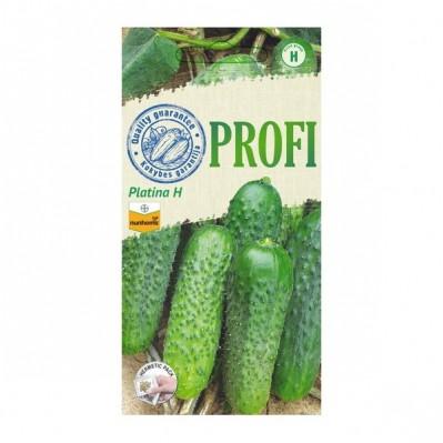 Paprastieji trumpavaisiai agurkai Platina H