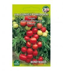 "Valgomieji pomidorai ,,Moneymaker"""